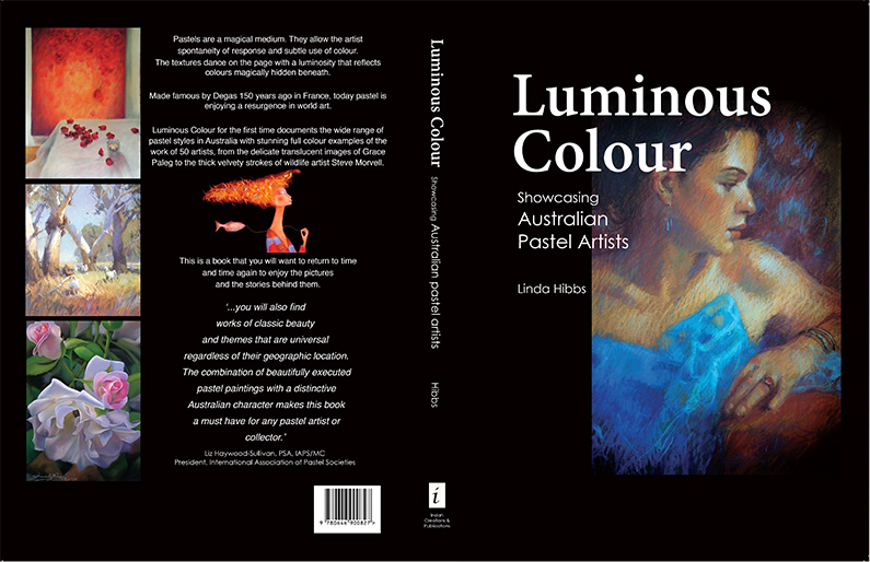 Luminous Colour Book Cover for website